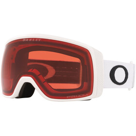 Oakley Flight Tracker XS Schneebrille matte white/prizm snow rose